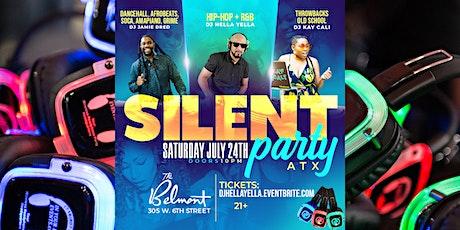 Silent Party ATX w/DJ Hella Yella, DJ Kay Cali & Jamie Dred tickets