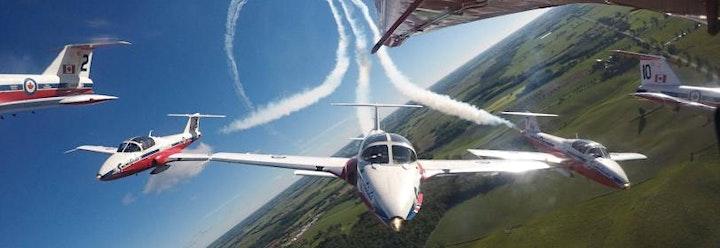 2021 Camrose Drive-In Airshow : Speedbird Jamboree image