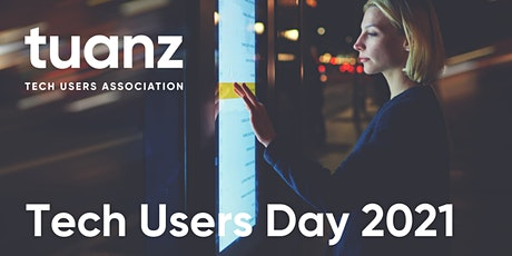 TUANZ  Tech Users Day 2021 tickets