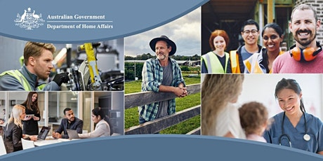 Hervey Bay-Visa and COVID-19 Recovery- 28 July - See WEBEX link to register tickets