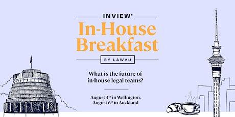 InView In-House Breakfast by LawVu tickets
