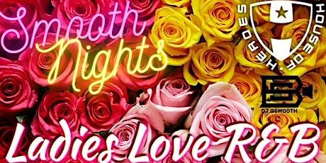 LADIES LOVE R&B THURSDAYS @ HARRIS HOUSE OF HEREOS tickets