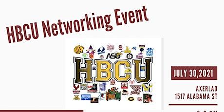 HBCU Networking Event tickets
