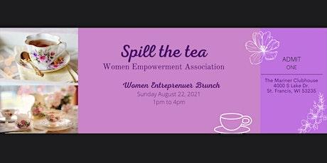 Spill The Tea tickets