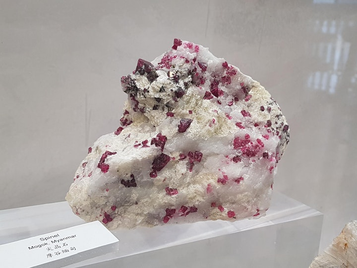 Visit to The Gem Museum (Aug - Oct 2021) image