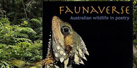 Faunaverse Australian Wildlife in Poetry - Belmont Library tickets
