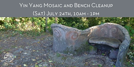 Yin Yang Mosaic and Bench Cleanup tickets