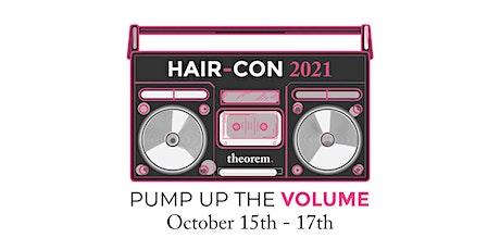 Hair-Con: Pump Up the Volume tickets