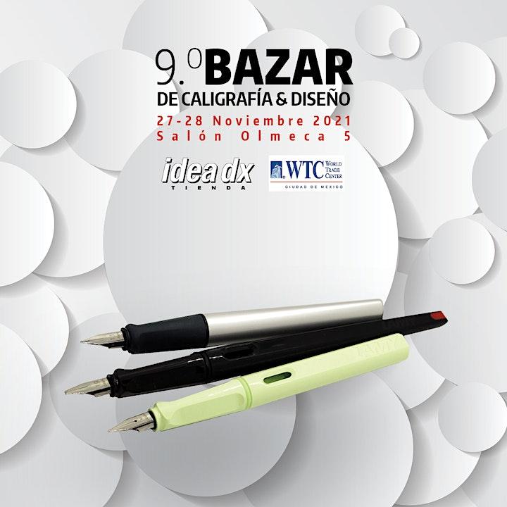 Imagen de 9 Bazar de Caligrafía y Diseño-2021