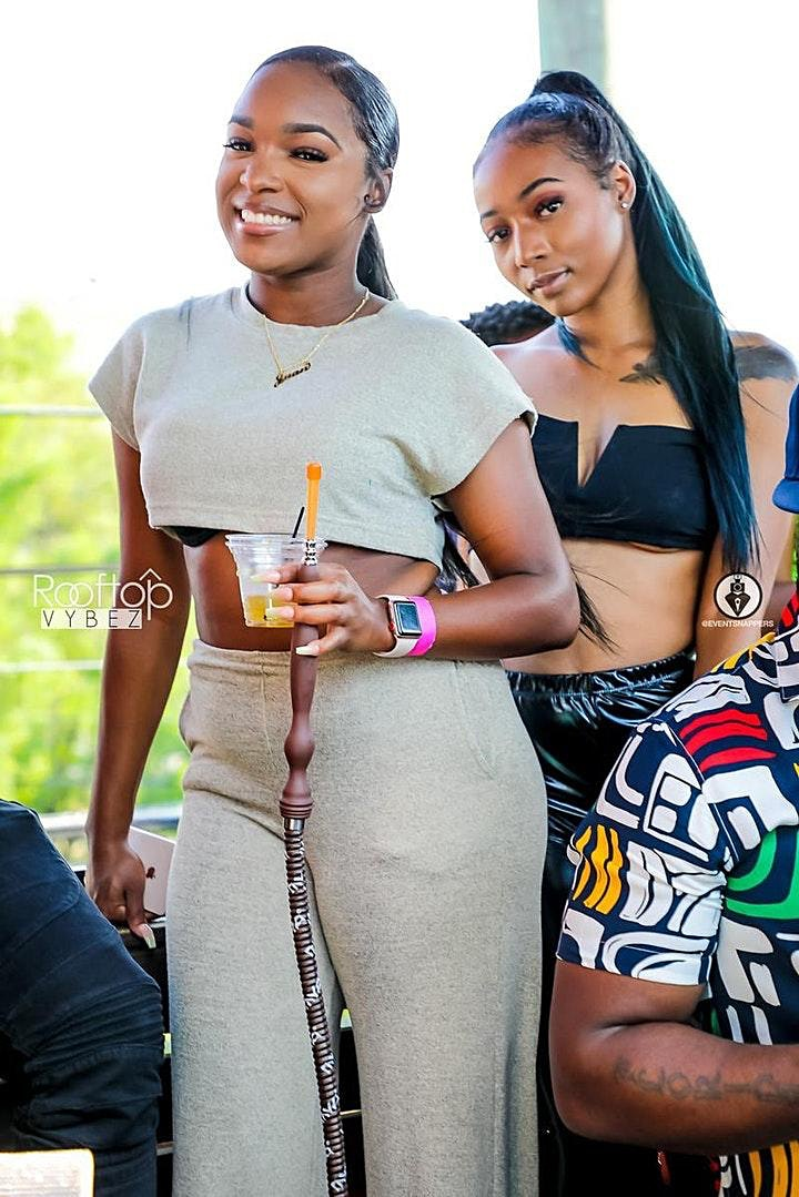 Rooftop Vybez #1 Brunch / Day Party image