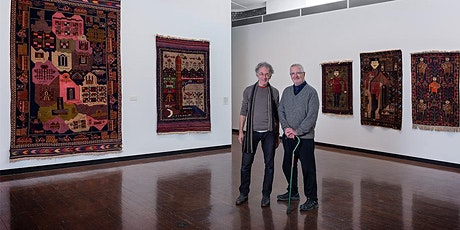 Lunchtime exhibition tours - The War Rugs of Afghanistan tickets