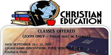 CALVARY MISSIONARY BAPTIST CHURCH LEADERSHIP SCHOOL tickets