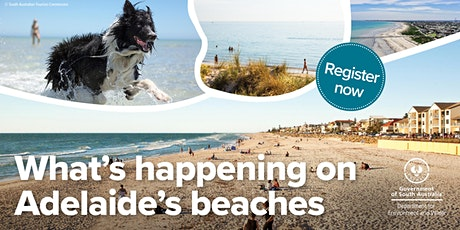 What's happening on Adelaide's beaches - Event #2: Largs Bay (new date) tickets