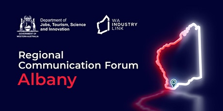 Albany Regional Communication Forum tickets