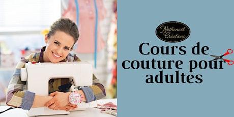 Atelier Cours de couture billets