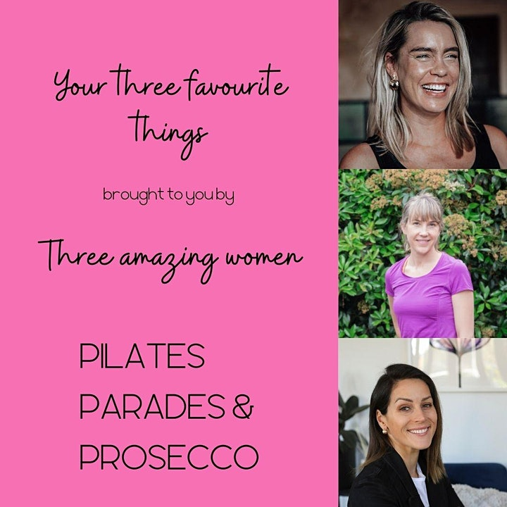 Pilates, Parades, and Prosecco image