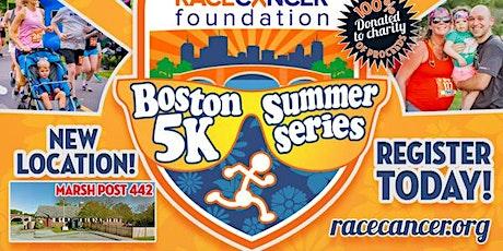 2021 Boston 5K Summer Series // Volunteering tickets
