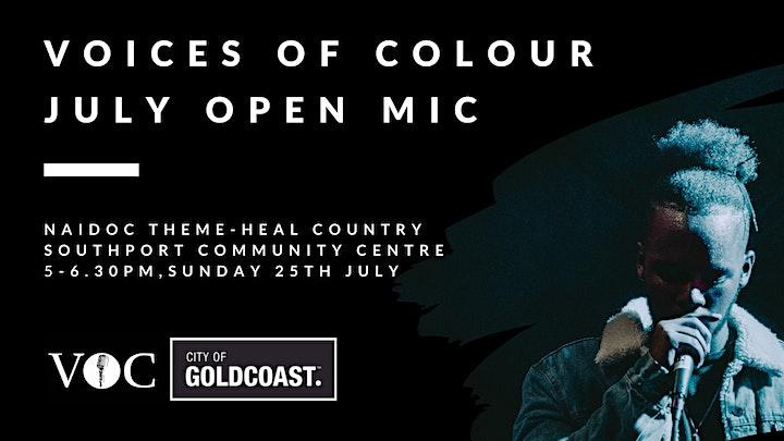 July Open Mic  - Gold Coast image