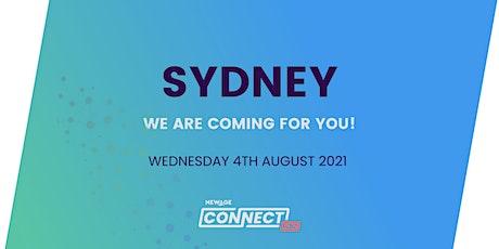 Connect Live Tour Sydney tickets