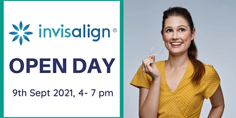 Free Invisalign Consultation and Scan Event tickets