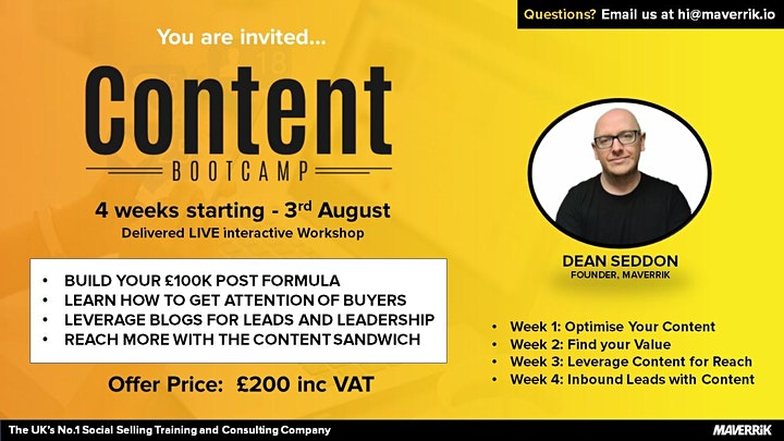 Content Bootcamp image