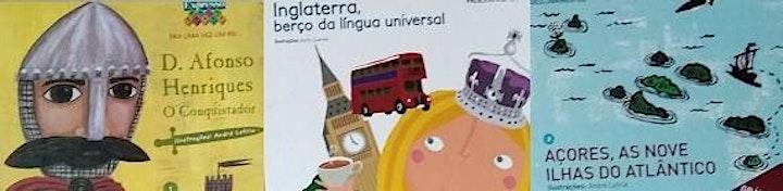 Conversas em português para os mais pequenos image