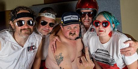 Grindhouse 'Sex, Punk, Power' Album Launch tickets