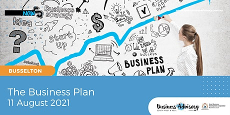 The Business Plan tickets