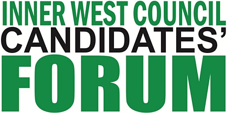 Inner West Council Candidates' Forum tickets