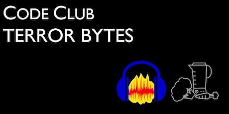 Code Club - TERROR BYTES - Orange Library tickets