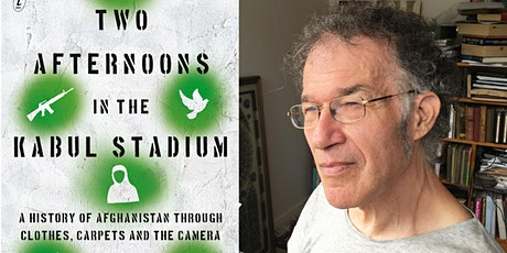 Book launch - Two Afternoons in the Kabul Stadium tickets