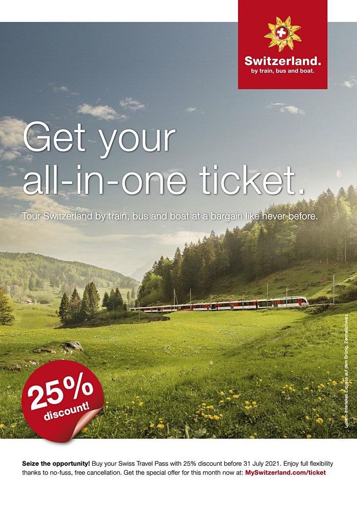 Swiss National Day Live 2021 image