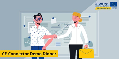 CE-Connector Demo Dinner tickets
