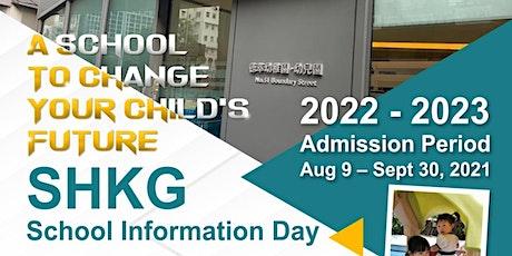 (Ma On Shan Campus) School Information Day  @ SHKG tickets