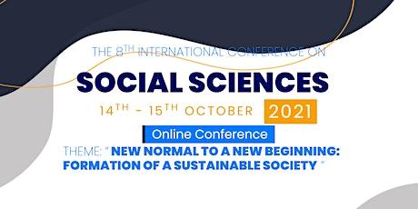 International Conference on Social Sciences - 2021 (ICOSS 2021) entradas