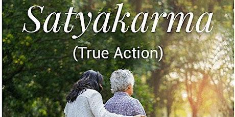 Spiritual Triangle- Satyakarma (True Actions) tickets