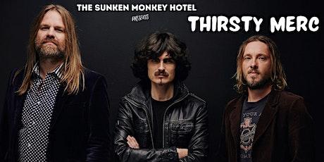 Thirsty Merc Rocks the Sunken Monkey tickets