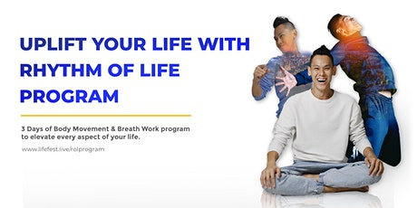 Uplift your Life with Body Movement & Breath Work program tickets