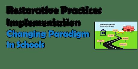 Restorative Practices Implementation Workshop tickets