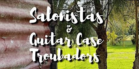 Salonistas + Guitar Case Troubadors at The Servo Port Kembla tickets
