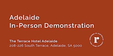 Adelaide | Sat 4th September tickets