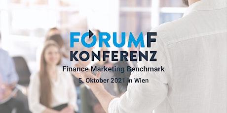 Finance Marketing Benchmark 2021: Transformation, Disruption, Innovation Tickets