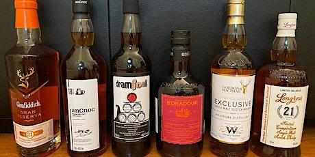 Whisky EDU: Scottish Distilleries A to Z series (11) tickets