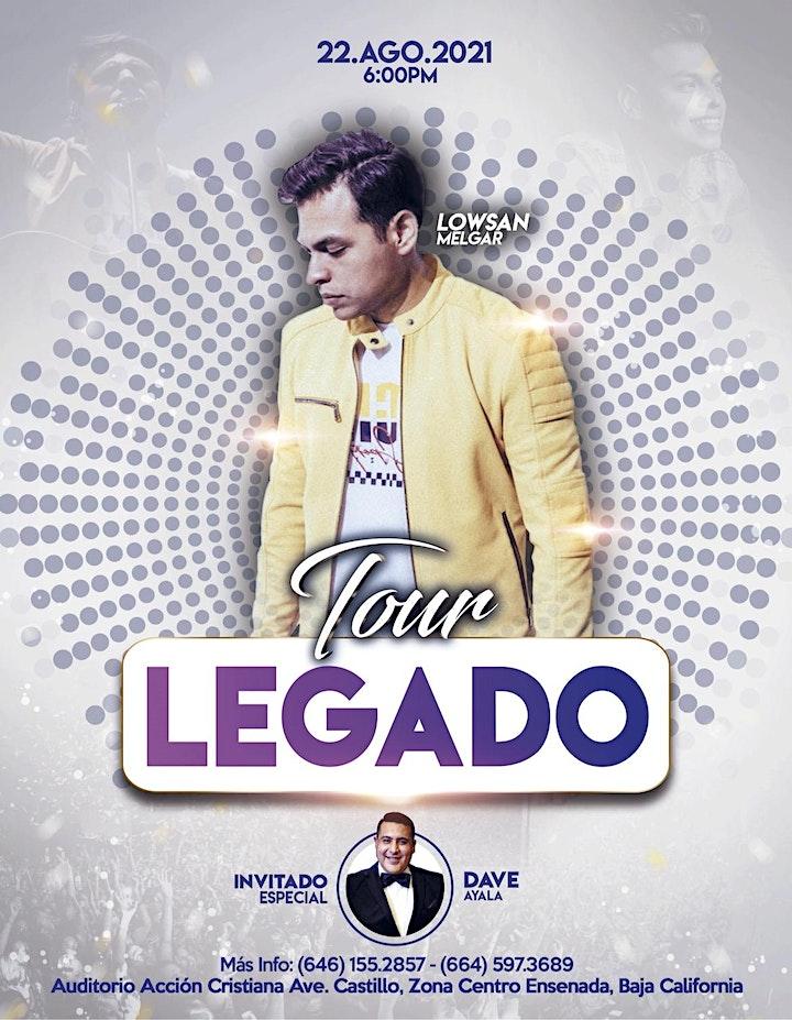 LOWSAN MELGAR TOUR LEGADO LIVE ENSENADA, MEXICO image
