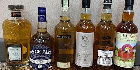 Whisky EDU: Scottish Distilleries A to Z series (12) tickets
