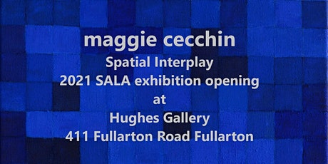 Spatial Interplay  - Exhibition opening tickets