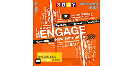 GB4Y Youth Conference 2021 tickets
