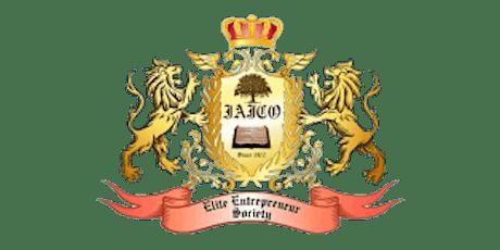 Copy of Elite Entrepreneur Organization  High Holidays Services 2021 (5782) tickets