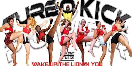 Turbo Kick Power  - Cours du lundi 19 Juillet 2021 à Ciney billets