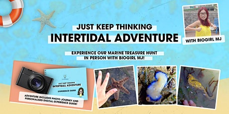 Intertidal Adventure with Biogirl MJ (Fixed price for group of up to 5 pax) tickets